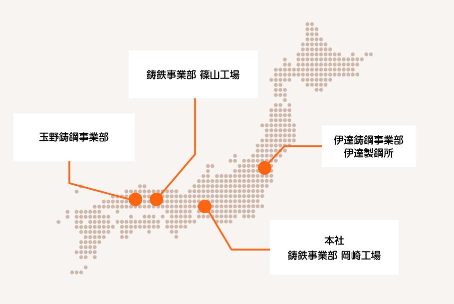 全国map